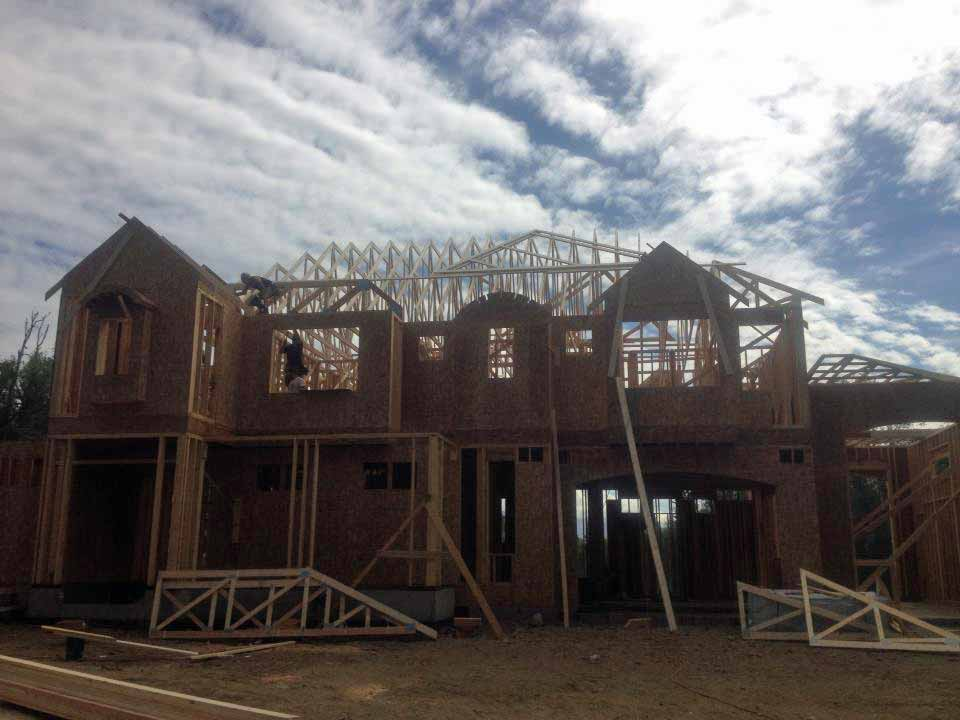 Custom homes built by soloy construction alaska soloy for Home builders alaska