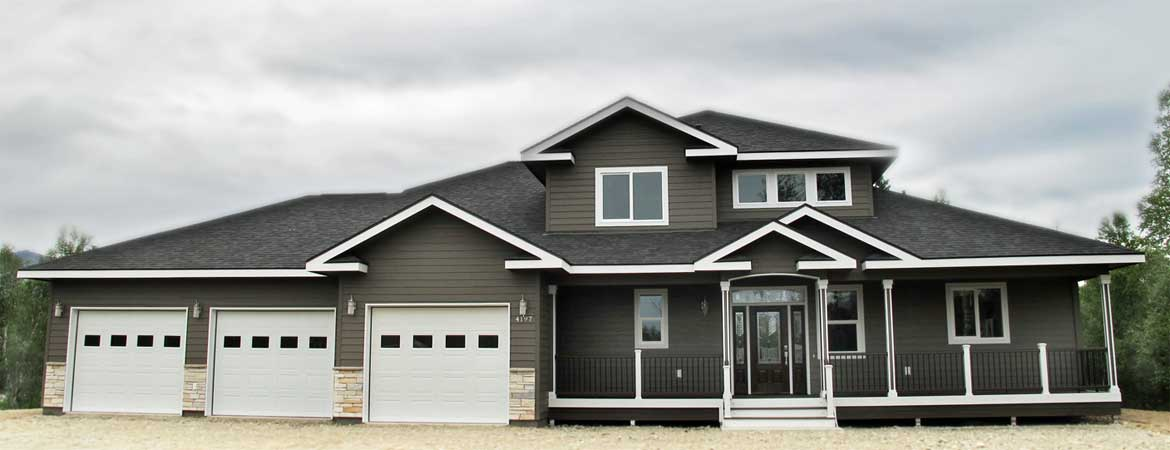 Soloy Custom Home Builders Wasilla And Palmer Alaska
