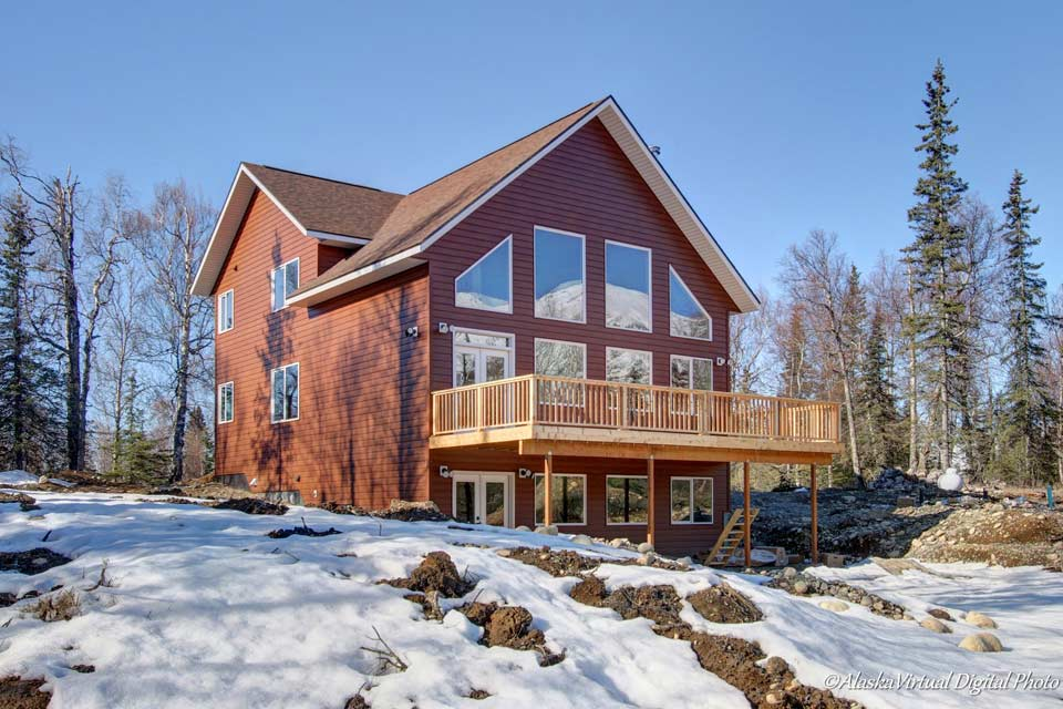 Alaska Custom Homes Project 1