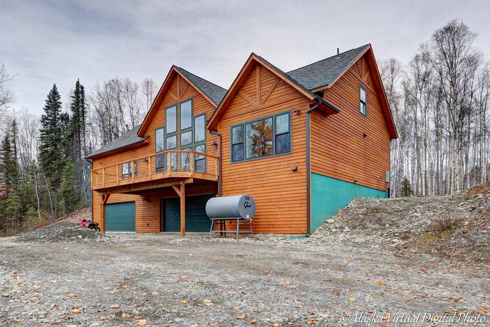 Alaska Custom Homes Project 10