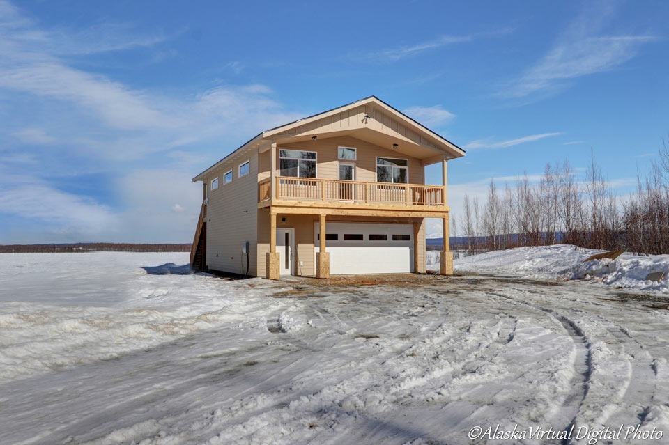 Alaska Custom Homes Project 9