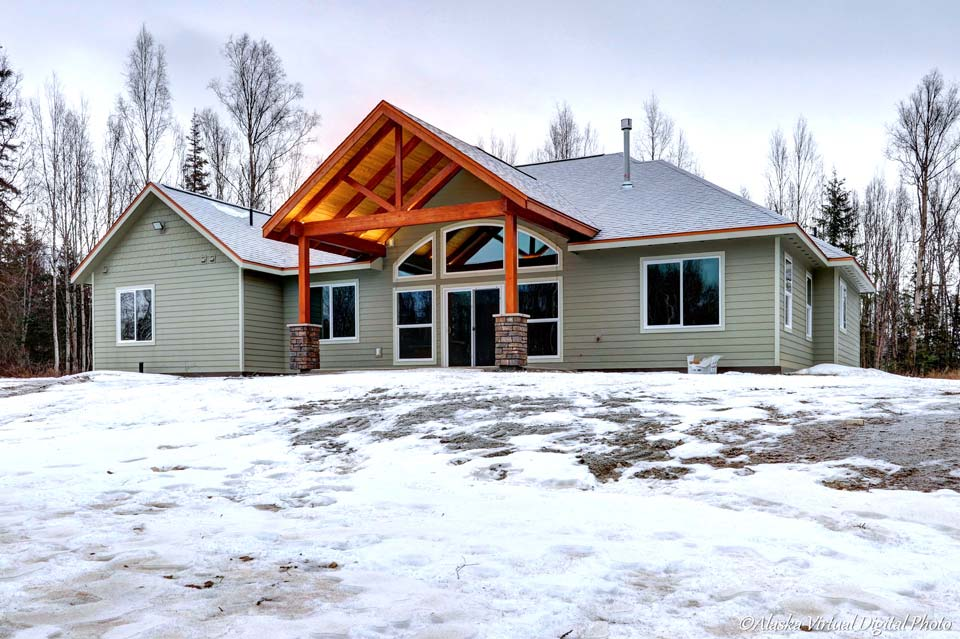 Alaska Custom Homes Project 11